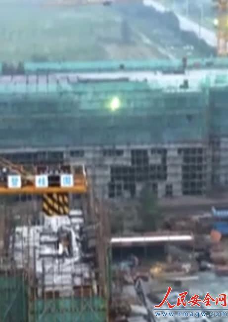 上海奉贤一工地发生模架坍塌事故 已致1死9伤