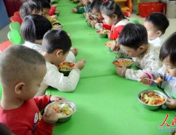 湖南常宁市胜桥镇中心幼儿园: 寓教于乐 让孩子在快乐中成长