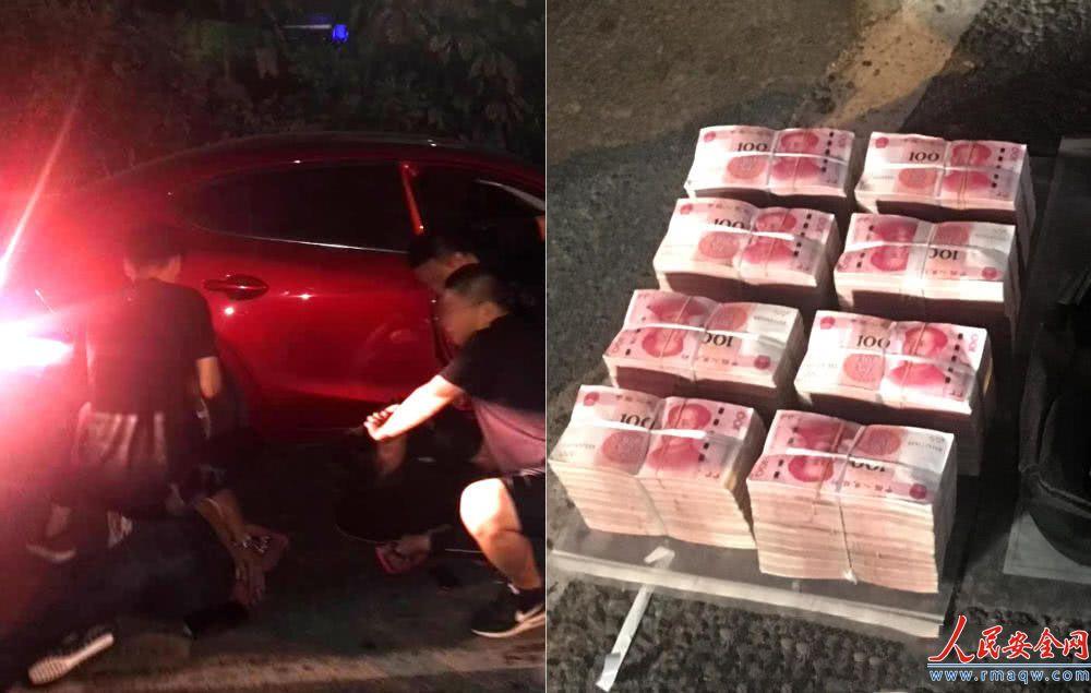 当街抓捕!广东海警联合多地警方破获特大跨境贩毒案