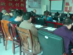 永州市区食药监局机关党支部组织召开《榜样3》观后感座谈会