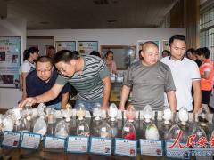 永州市冷水滩区市场监督管理局:参观禁毒教育基地,助推市场监管禁毒工作