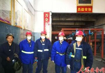 嘉禾县严格复产安全检查 为企业复产和战疫保驾护航