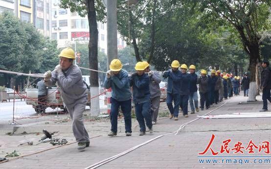 湖南宁远:迎峰度冬保供电