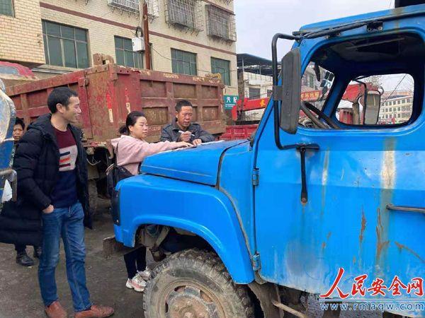 湖南常宁:专项整治行动网撒开,农用车违法载人减少