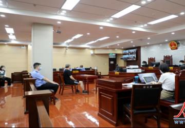 河南叶县:把课堂搬到庭审现场